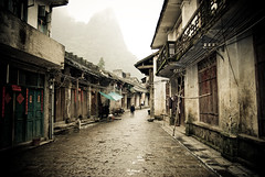 XingPing (Dennis Kruyt) Tags: china geotagged countries  locations guangxi xingping d80 nikond80