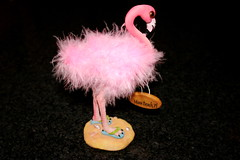 Tacky Miami Flamingo