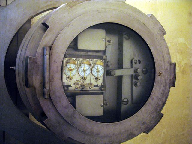 Secondary Vault Access 6