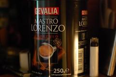 Kaffe i skapet