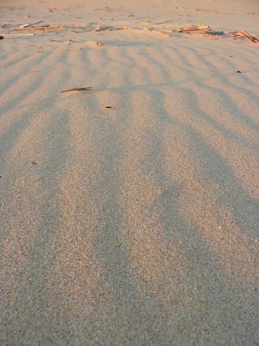 Le sable du Cap Ferret