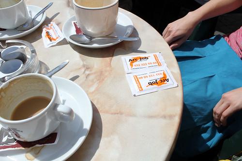 post market coffee