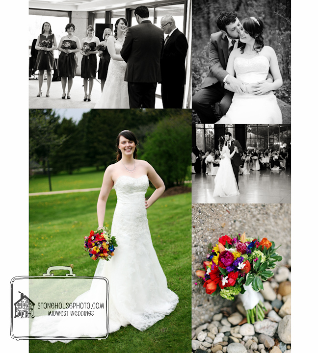 Rockford, IL wedding