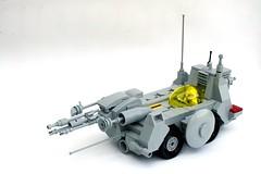 "LL- 1105-1 NCS ""Rubinium Explorer"" (Chiefrocker9000) Tags: lego space glug moc ncs foitsop neoclassicspace legoonwheels swisslug ncsrubiniumexplorationvehicle"