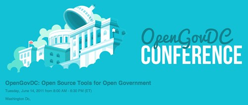Register today for OpenGovDC on June 14