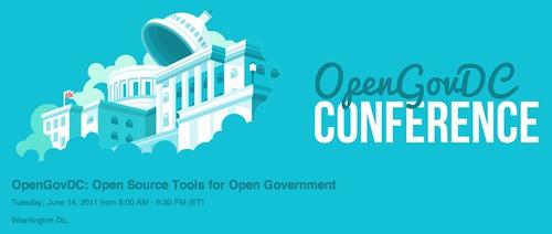 Register today for OpenGovDC on June 14