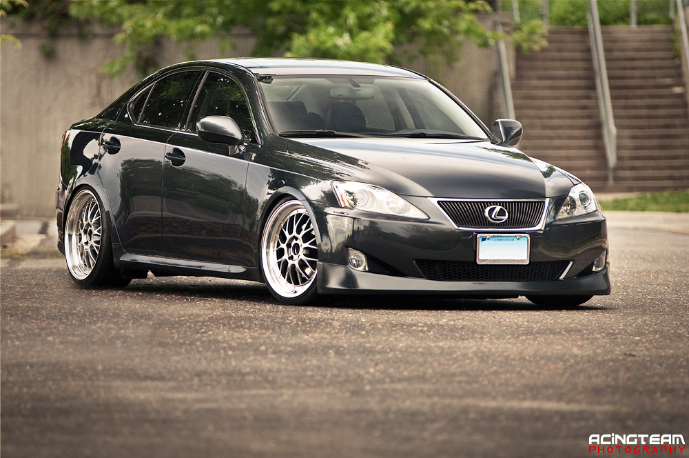 Lexus Is250 Awd Staggered