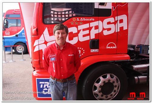 Antonio Albacete-Equipo Competición Cepsa-Albacete