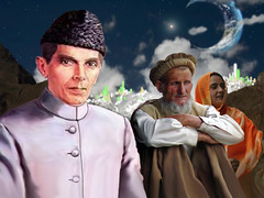 Mohammed Al Jinnah's legacy 1000s of Years into the future (perfectlymadebirds) Tags: pakistan people man love port stars four star al ship peace diverse space unity faith great dream ufo aliens ali vision galaxy mohammed future leader pakistani starfleet karachi exploration civilizations cosmos extraterrestrial bold salwar founder jinnah   provinces kameez quaideazam  futureistic   mahomedali jinnahbhai babaeqaum
