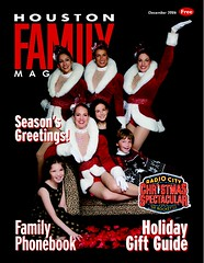 Houston Family Cover with Rockettes (jmdorclm) Tags: adelaide rockettes