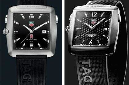 Tag heuer professional golf tiger woods edition from town square.