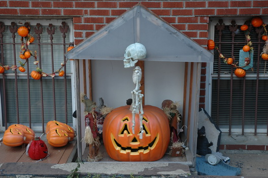 Williamsburg Jack O Lantern