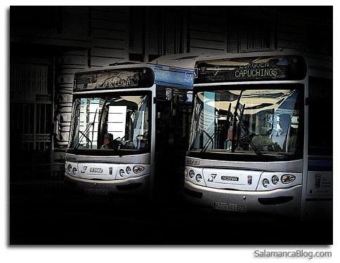 El precio del bus urbano