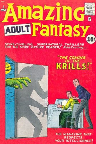 Amazing Adult Fantasy no. 8