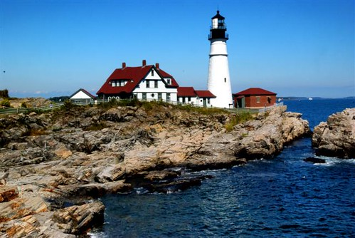 Portlandhead Lighthouse Revisited