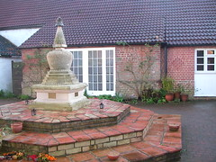 Stupa courtyard 3