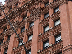 park row building by bondidwhat, on Flickr