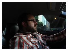 Adam (bhop) Tags: portrait los friend driving angeles sony dsch3