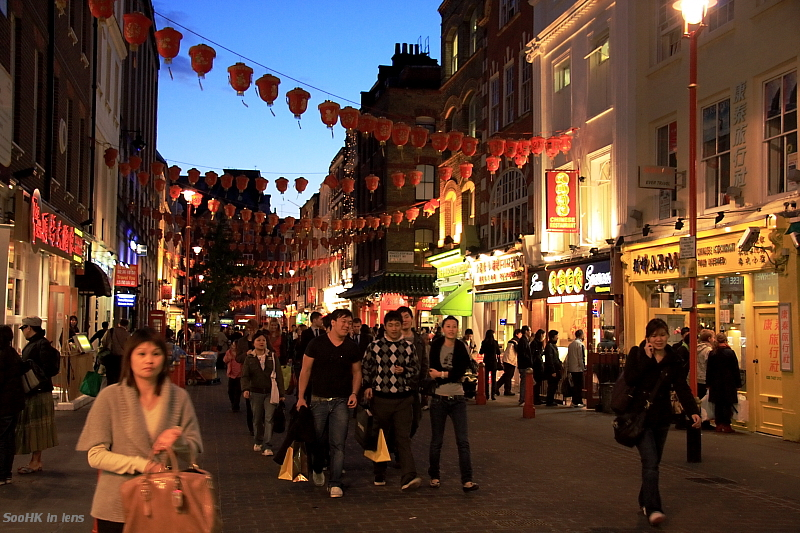ChinaTown @ London