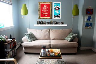 New living room #1