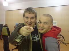 Paul & Ninja