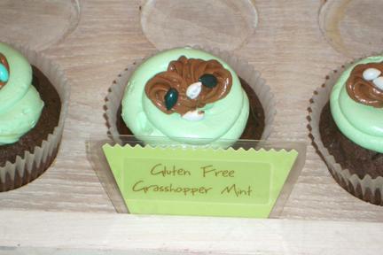 Swirlz Gluten-Free Cupcake