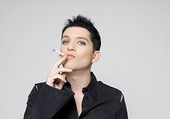 Brian Molko's Bday (Miss.Outlandish) Tags: birthday happy brian molko