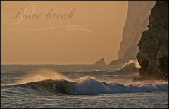 Point break - Dictionary of Image (s0ulsurfing) Tags: ocean sea wild cliff seascape art beach nature water beautiful rock illustration composition photoshop wow point island typography bay design coast graphicdesign artwork rocks surf waves force power graphic natural artistic wind offshore shoreline creative wave manipulation ps cliffs spray creation coastal shore vectis isleofwight definition font coastline layers rollers reef drama tones swell isle olas dictionary breathtaking wight 2007 freshwater elemental waveporn freshwaterbay pointbreak eow s0ulsurfing impressedbeauty coastuk thedictionaryofimage theperfectphotographer