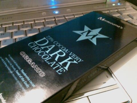 Super Dark Organic Chocolate