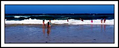 Catching waves (Lady Jayne ~) Tags: beach australia nsw catherinehillbay