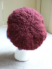 Urchin back
