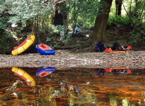 Denison/Gordon rivers, photos - packrafting org
