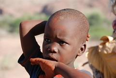 Himba people (Peter & Mayke) Tags: tribe namibia himba