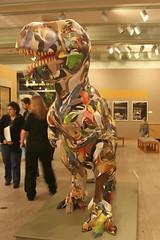museum pittsburgh dinosaur carnegie dinomite