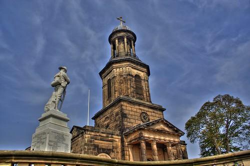 St Chads Church Shrewsbury