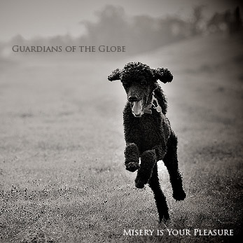 Guardians of the Globe Album Cover Art