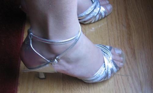 3/10/2008 - Stephanie Dance Shoes