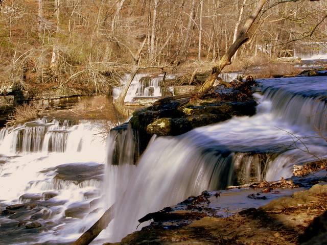Blue Hole Falls #2 Old Stone Fork Park