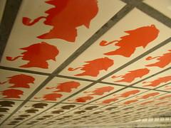 Sherlock Holms Tube London