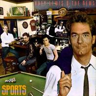 Huey Lewis & The News - Sports [cover] (1983)