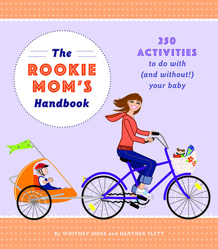 Rookie Mom's Handbook hi-res book cover