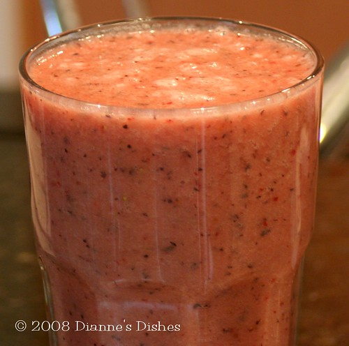 Fruity Watermelon Smoothie