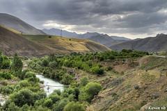 Kurdistan's beauty (kavan.) Tags: mountain tree canon river landscape spring iran sigma iranian 1770 hdr kurdistan sanandaj kavan kordestan 400d