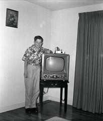 We still love TV now just as much as we did in the 50s - Photo by gbaku on Flickr used under Creative Commons