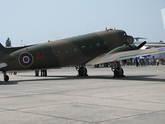 Rosinenbomber: C-47A