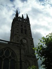Tower, St Mary's Parish Church, Warwick (greentool2002) Tags: church st chapel marys warwick beauchamp
