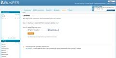 Importar fichero en Buxfer (1)