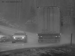 20170221100757 (koppomcolors) Tags: koppomcolors snö snow lastbil truck car bil