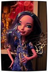 101_1200 (alwaysadolphin) Tags: doll toy custom repaint ever after high mattel farrah goodfairy