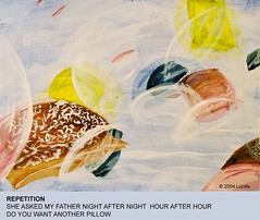 12. REPETITION (Alzheimers Lucille) Tags: art painting mom sleep mother mirrors mama elderly covered repetition alzheimers dementia nursinghome carer elderlycare